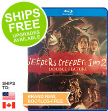 Jeepers Creepers 1 & 2 Double Feature (Blu-ray, 2018) NEW, Sealed Justin Long