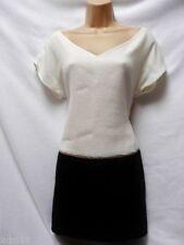 NEXT V-Neck Striped Mini Dresses for Women