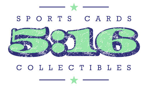5:16 Sports Cards & Collectibles