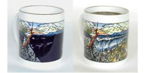 Heat Color Changing Magic Mug Moses Red Sea Religious Cup Cups WONDERMUGS Gift