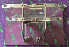 YAMAHA RAPTOR 250 FRONT BUMPER GUARD GRAB BAR 2008 09 10 11 Grabbar 2 Bar Billet