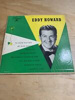 EDDY HOWARD And His Orchestra Mercury Records