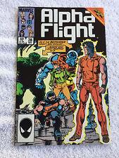 Alpha Flight #28 (Nov 1985, Marvel) Vol #1 NM