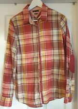 Tommy Hilfiger Woman tops shirt check size 14