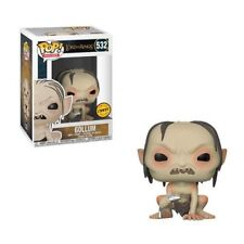 FUNKO POP! MOVIES: LORD OF THE RINGS - GOLLUM 532 CHASE FIGURE 13559