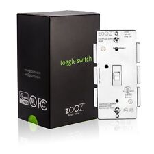 Zooz Z-Wave Plus Toggle Wall Switch ZEN23 OPEN BOX