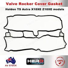 Holden Tappet Rocker Valve Cover Gasket Astra AH TS X18XE1 Z18XE 1.8L 1998-2007