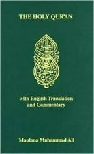 Holy Qur'an With English Translation and Commentary by Maulana Muhammad Ali
