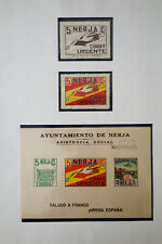 Spain Urgent Airmail Stamp Collection