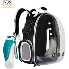 Pet Breathable Astronaut Space Capsule Backpack Carrier Puppy Cat Travel Bag Dog
