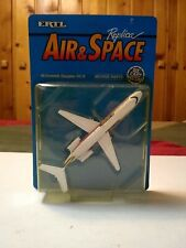 1990 Ertl #2393 Air & Space Continental Airlines McDonnell Douglas DC-9 Die Cast