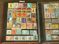 Ghana Lot of over 240 Cancelled Stamps #5709