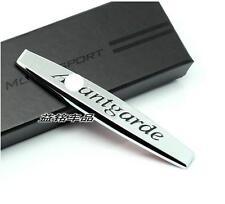 E772 Avantgarde Emblem Badge auto aufkleber 3D  Plakette car Sticker Top Neu