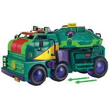Rise of The Teenage Mutant Ninja Turtles - Turtle Tank 2-in-1 Mobile Ops Unit