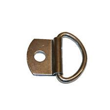 Zurröse mit Ring - klappbar