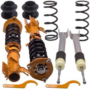 Maxorber Front Pair Shocks Struts Absorber Compatible with Nissan Maxima 2004-2008 Replacement for Nissan Altima 2002-2006 Shock Absorber 334337 334336 71426 71427