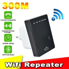 WiFi Range 300Mbps Extender Wireless Booster Repeater Signal Internet Network US