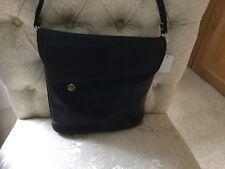 M&S Ladies Vintage Handbag In Navy Blue BNWT