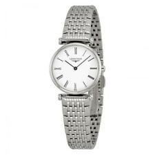 Longines La Grande Classique White Dial SS Quartz Ladies Watch L42094116