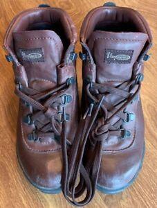 Vasque Sundowner Leather Hiking Boots - Kids 3 - Great Shape!