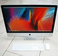 iMac 27inch Mid 2011 3.4 Ghz Intel Core i7 16GB RAM 1TB HD 1GB Graphics card