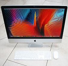 IMac 27 inch Mid 2011 3.4 GHz Intel Core i7, 16GB RAM 1TB HD 2GB Scheda Grafica