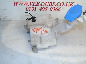 VW PASSAT B7 WASHER WATER BOTTLE WITH PUMPS COMPLETE
