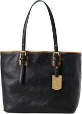 Longchamp 'LM Cuir - Medium' Leather Tote Authentic