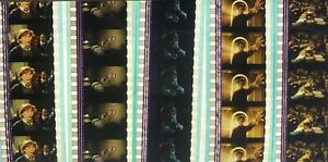 Chamber of Secrets (61) -  5 strips of 5 35mm Film Cells