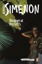 Maigret at Picratt's: Inspector Maigret #36 by Simenon, Georges | Paperback Book