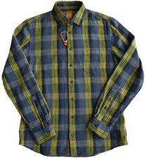 Hugo Boss Camisa TALLA M, Jepop , 50372863 , Slim Fit Naranja