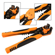 Automatic Wire Cutter Stripper Plier Electrical Cable Crimper Terminal Tool HOT