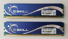 4GB = 2x2GByte RAM PC2-8000