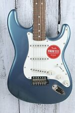 Fender® Squier Classic Vibe '60s Stratocaster Electric Guitar Lake Placid Blue