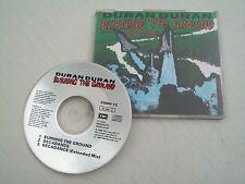 DURAN DURAN. BURNING THE GROUND/DECADANCE. CD SINGLE (EMI CDDD 13)