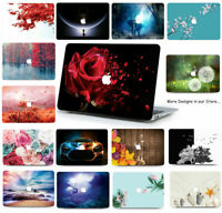 """fOR Macbook Pro Air 11 12 13 15"""" inch 2014-2019 Hard Case Keyboard Cover Skin ZR"""