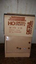 "Detail Associates HO Scale Diesel Parts 12"" Crystal Jewel Headlight 6 Pcs"