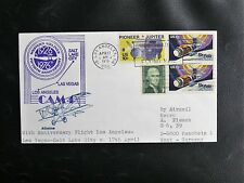 USA 50 YEARS OF FLYING MAIL - LOS ANGELES / SALT LAKE CITY - 17 AVRIL 1976 - TBE