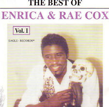 Screamin Jay Hawkins Best of Enrica & Rae Cox vol 1 CD