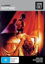 Gothic (DVD, 2012)