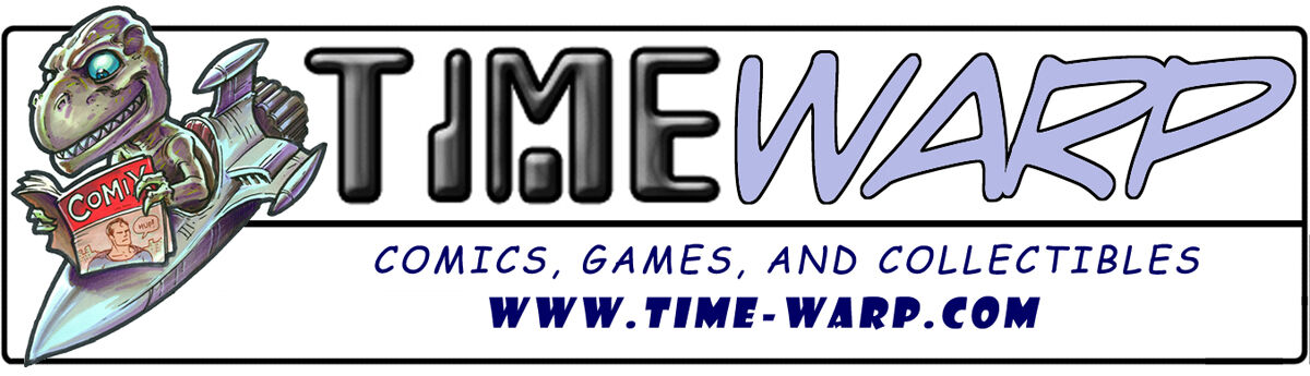 Time Warp Comics