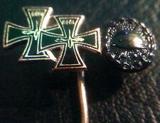 ✚6372✚ German post WW2 1957 pattern Iron Cross Wound Badge miniature stickpin