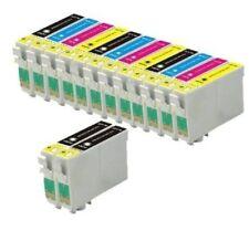 3 Set Completi Cartucce Inchiostro Compatibili Per Epson t1285 PLUS 2x t1281 NON-OEM