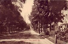 PUBL, TOM JONES HURON STREET VIEW YPSILANTI, MI 1909