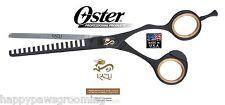 OSTER KAZU 440C Zinc Alloy Pet Grooming 14 Tooth THINNING BLENDER Shears Scissor