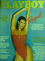 Playboy December 1979 | Raquel     #EB5005R+