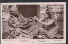 Theatrical Postcard - Kismet - Oscar Asche & Miss Lily Brayton   RS7470