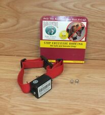 Radio Systems Safe & Humane Excessive Bark Control Shock Collar - Red (BC-101)