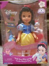 Disney Princess Playmates 2002 Before Once Upon A Time Little Snow White Rare EC