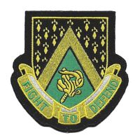 US Army 240th Cavalry Regiment Patch FIGHT TO DEFEND